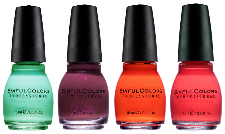 vernis sinfulcolors t 2013 - Vernis Sinful Colors