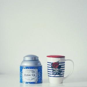 Petit plaisir amp mignonneries dune journe chme  tea teatimehellip