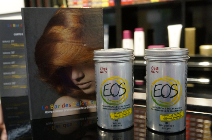 Couleur cheveux eos wella