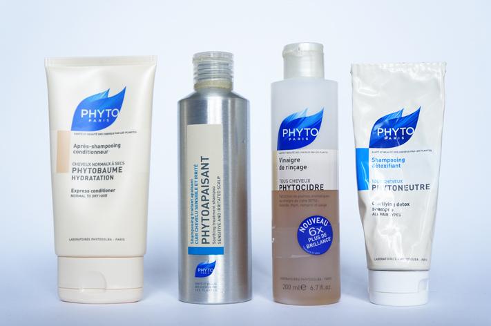 Mes produits pour les cheveux phyto paris soyons futiles - Mes combles gratuits avis ...