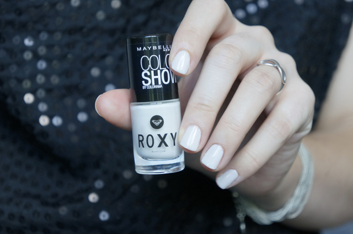 winter baby 130 color show vernis roxy gemey maybelline pop surf 130 winter baby swatch test avis - Vernis Color Show
