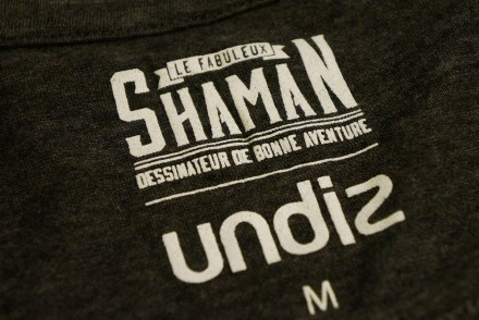 Shaman Undiz Tshirt Sale Gosse