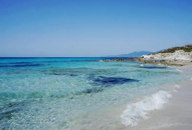 corse plage de saleccia vacances 2016